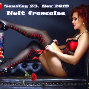 Französische ErOtik Nacht ° DieSeXParty