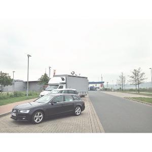 A7 Raststätte Harz-Ost Kassel Richtung Hannover