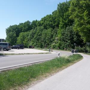 Parkplatz Eichenauer Straße (Aubing)