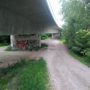 Neue Innbrücke Kraiburg