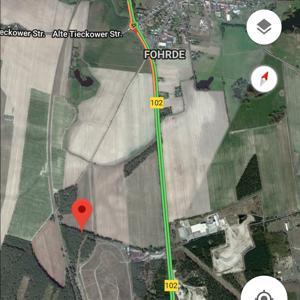 Deponie Fohrde 10km von Brandenburg a.d.Havel