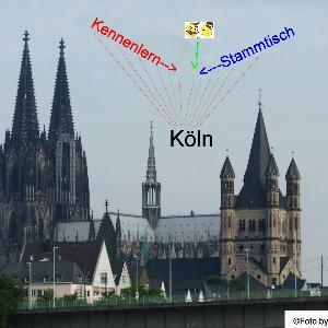 Kennenlern Stammtisch Köln 29.9.2018