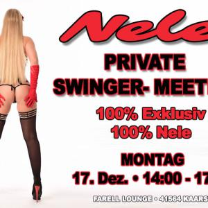 Nele - private Swinger Meeting