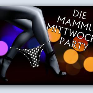 Die Mammut Mittwochsparty zum Jubi Preis