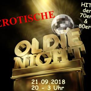 Erotische Oldie Nacht zum Jubi Preis