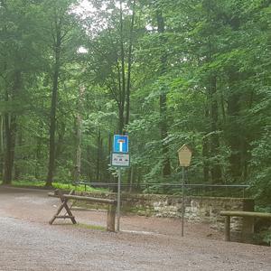 Waldparkplatz Fischhausstrasse