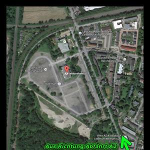 Vestlandhalle / Saatbruchgelände
